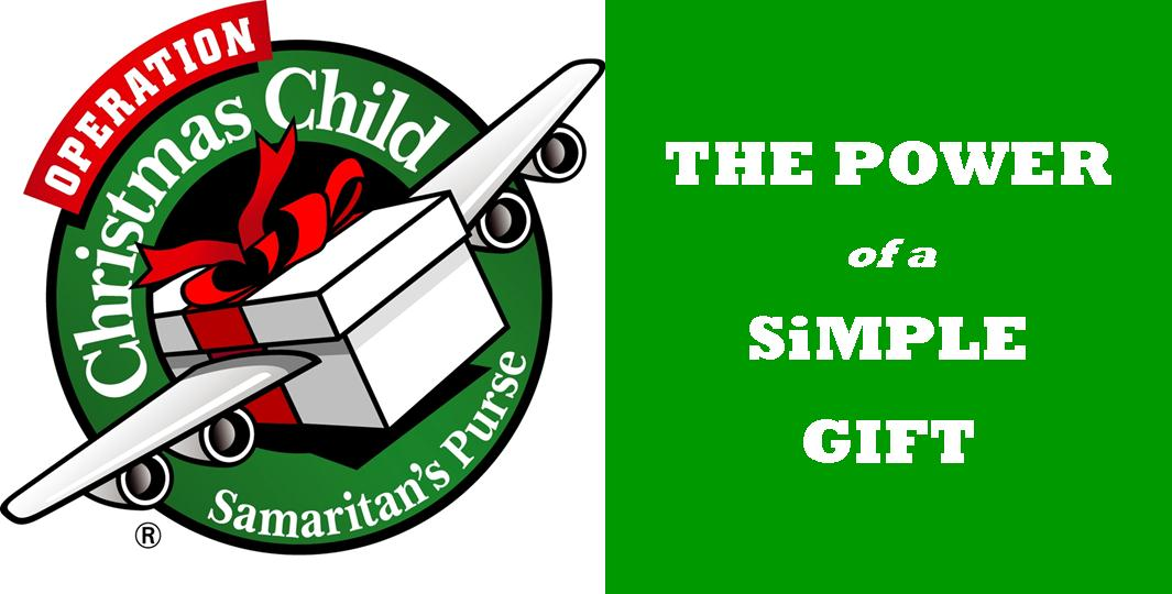 Christmas Child.Operation Christmas Child